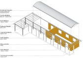 Isometria - Componentes estructurales